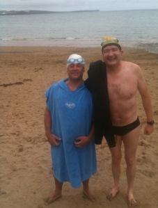 4 hr swim - 23 August