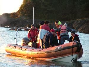 Boat 2 ready to go