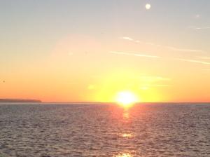 Sunrise at Myrtleville