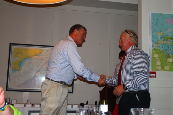 Tom McCarthy and Ned Denison - ILDSA Awards 2012