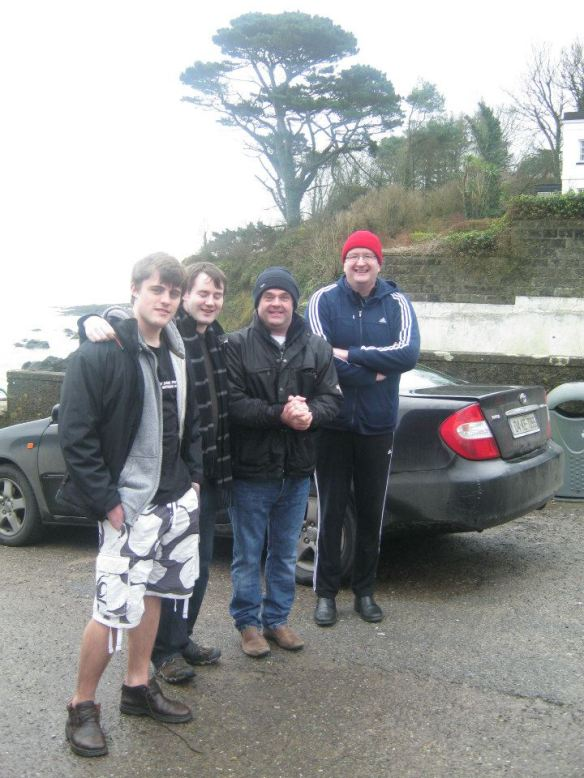 Open Water - Sea Swimming in Cork, Ireland: Friends of MSF Charity Swim