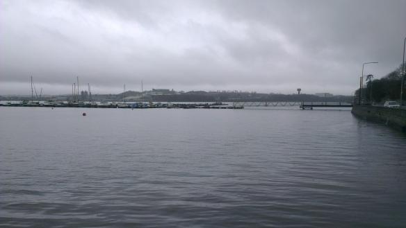 Open water swimming in Cork, Ireland