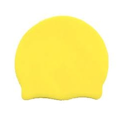 Sad swimming hat in need of a logo