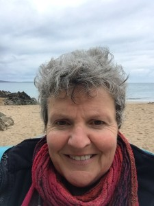 Rose Henderson on Myrtleville Beach