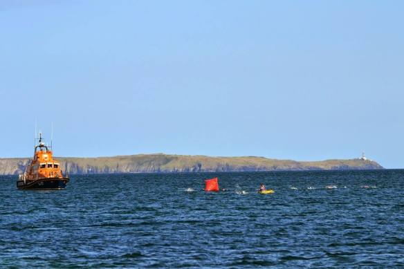 Courtmacsherry Lifeboat swim