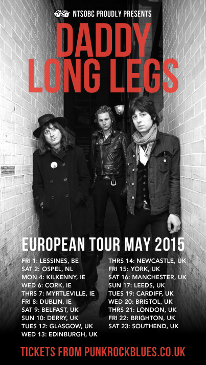 Daddy Long Legs European Tour