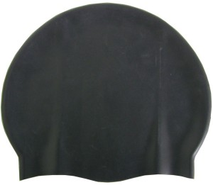 sfs90bk_silicone_swim_cap_black