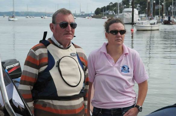Experienced swim observers, witnessing the Maher arrival, were unimpressed. They could tell....