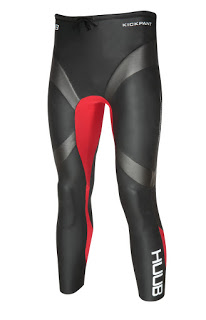 The Huub Kickpant - just new to the market to help improve swimming posture.