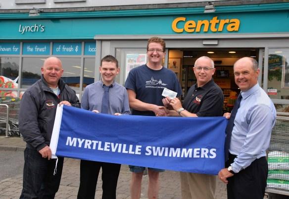 RNLI Myrtleville Swimmers