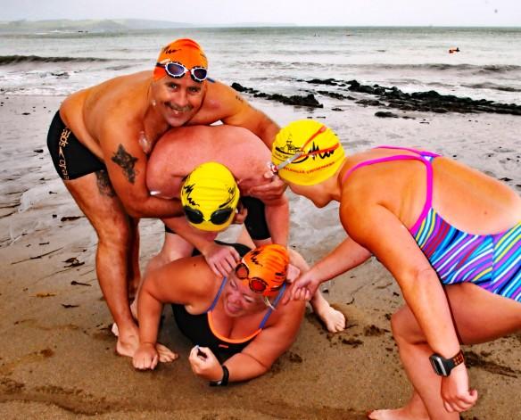 Selkies, Open Water Swimming in Cork, Ireland
